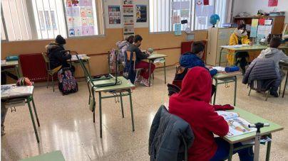 ANPE aconseja poner ropa térmica a los alumnos