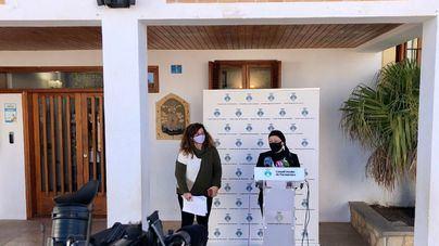 Formentera aplica el cierre perimetral a partir de este sábado