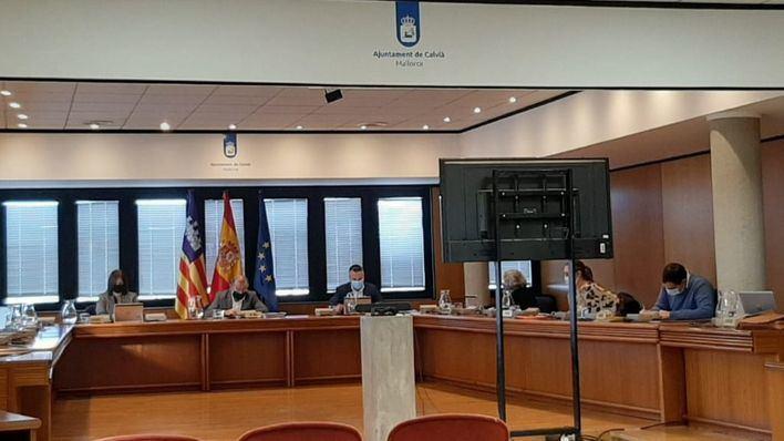 Calvià aprueba sus presupuestos con la vista puesta en la reactivación económica