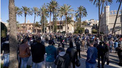 El organizador de la protesta contra el Govern anuncia que quiere celebrar otra