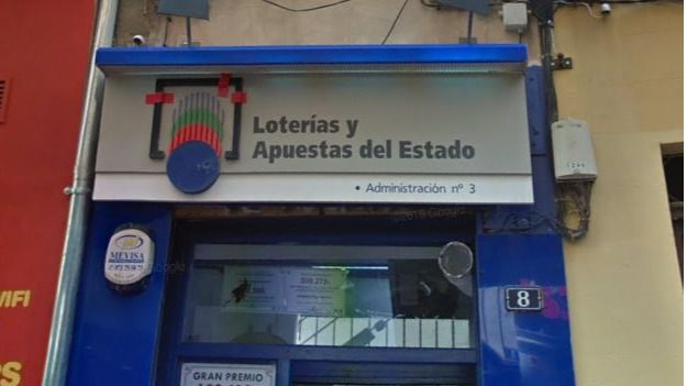 Un acertante en Palma del sorteo de La Primitiva se embolsa 39.228 euros