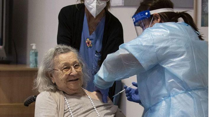 Baleares inicia este domingo la vacunación con segunda dosis