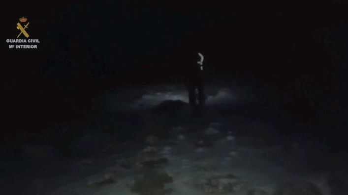 El GREIM rescata a una mujer que practicaba senderismo con su hija en la zona del Massanella