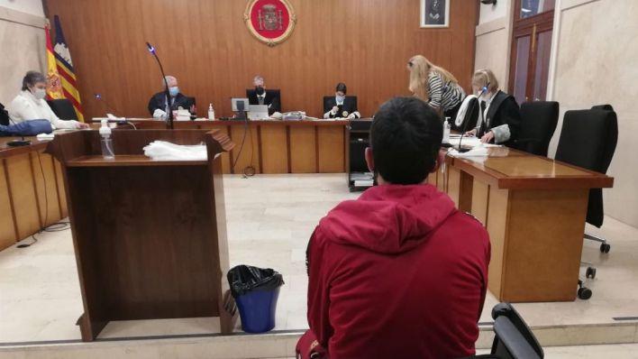 Se pospone al 16 de febrero el juicio por el incendio de la antigua prisión de Palma con okupas dentro