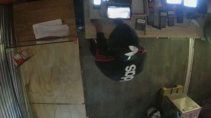 Dos detenidos por desvalijar locales de Palma mediante la técnica del 'barco'