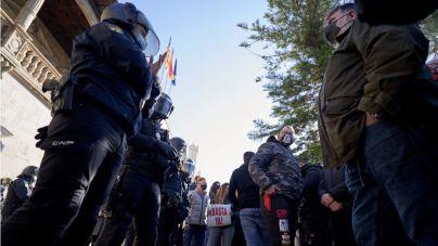 La protesta de los restauradores de Palma se salda con 124.200 euros en multas