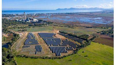 Endesa inicia en Alcúdia la contrucción de su segunda planta fotovoltaica en Mallorca