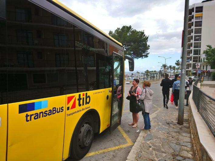 Habilitan nuevos puntos de atención al usuario del transporte público en Calvià