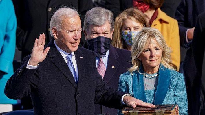 Comienza la era Biden: