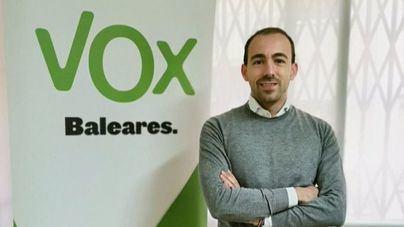 Sergio Rodríguez Garí, nuevo coordinador de Vox Palma