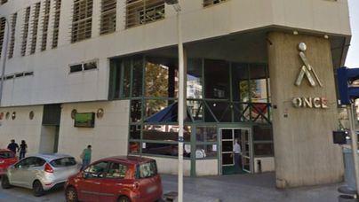 Detenidos dos jóvenes en Palma por forzar la entrada de un kiosko de la ONCE