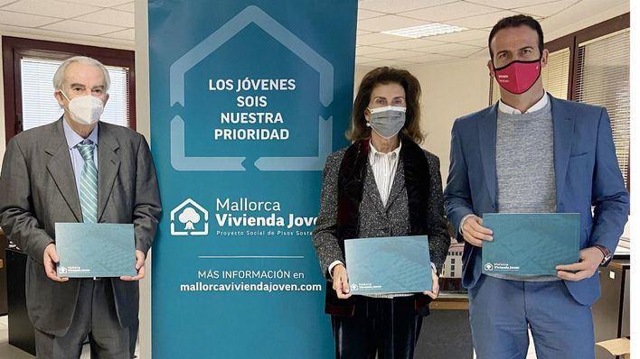 Caeb y Pimem apoyan un proyecto para crear viviendas a partir de 99.000 euros
