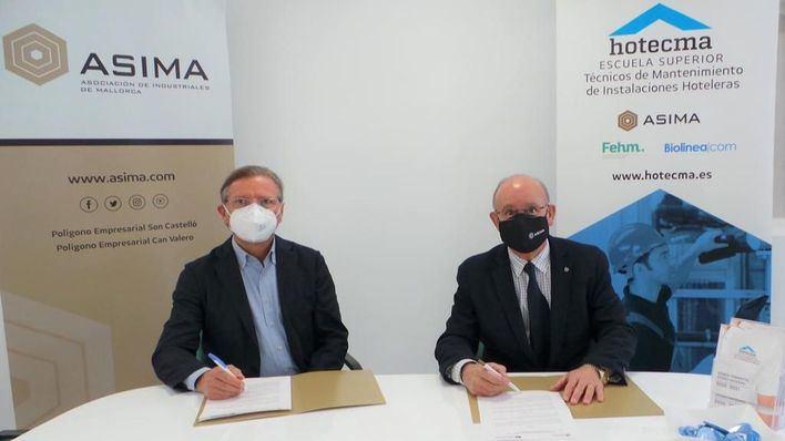 Asima y Biolinea DRCRESPI acuerdan promover políticas de prevención y desinfección ante el Covid 19