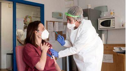 Baleares ha administrado el 98,3 por cien de vacunas recibidas contra la Covid 19
