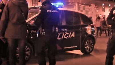 Detienen a un hombre por robos con fuerza en varios locales de Palma