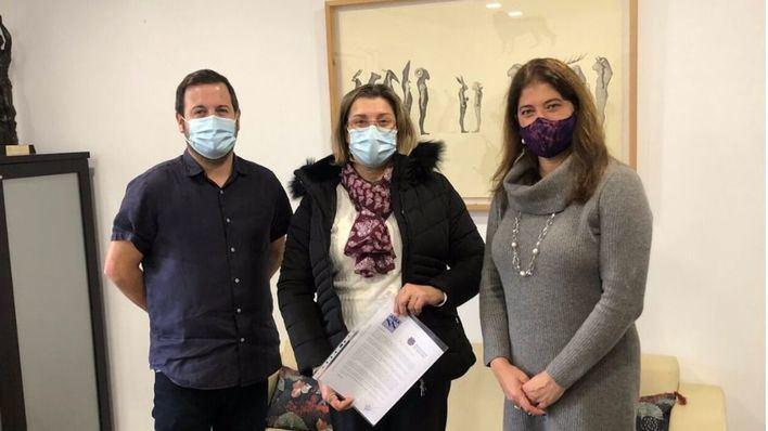 Marratxí renueva su compromiso con los acompañantes de enfermos