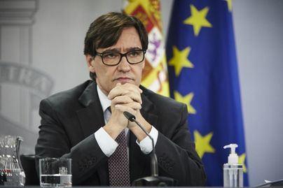 Salvador Illa deja este martes Sanidad para centrarse en las elecciones catalanas