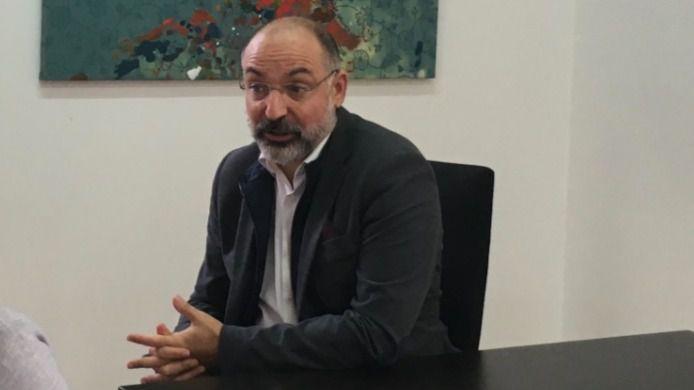 Andreu Serra, conseller insular de Turismo y Deportes