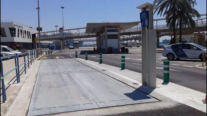 El puerto de Palma automatiza el sistema de control de pesaje de vehículos