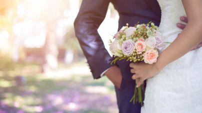 La pandemia hunde las bodas en Baleares: un 59 por ciento menos entre enero y junio