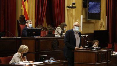 Ensenyat y sus reproches al Govern: