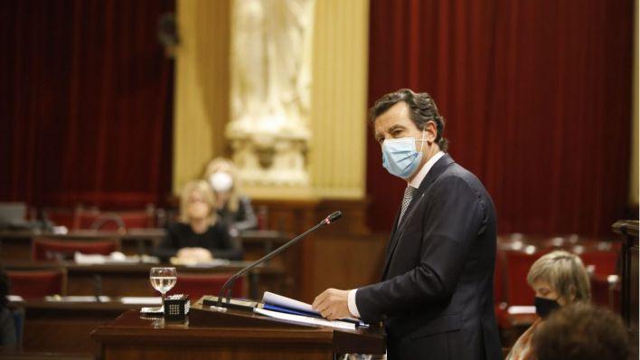 El PP exige a Armengol que 'predique con el ejemplo' al haber exigido tantos sacrificios a la ciudadanía