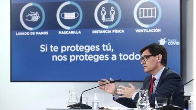 España registra 195 casos de la cepa británica y 161 sospechosos