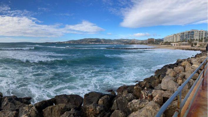 'Justine', próxima borrasca que traerá fuertes vientos a Baleares este fin de semana
