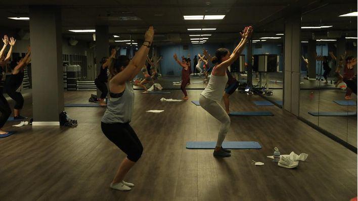 El sector del fitness calcula que el 44 por ciento de estas empresas están abocadas al cierre