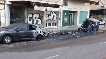 Fiscalía pide seis años y medio para el acusado de incendiar contenedores en General Riera