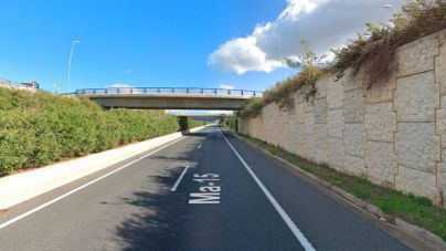 Muere atropellado en la carretera de Manacor