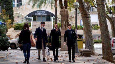 Covid: Palma levanta 1.121 actas por fumar en zonas prohibidas