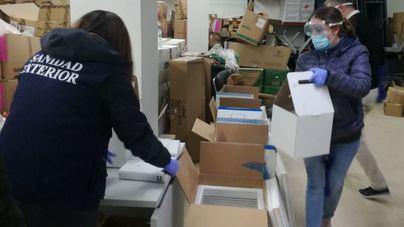 Baleares ha administrado casi el 84 por cien de las vacunas recibidas