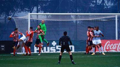 El Atlético Baleares cae ante el Atlético de Madrid B tras encajar un tempranero gol