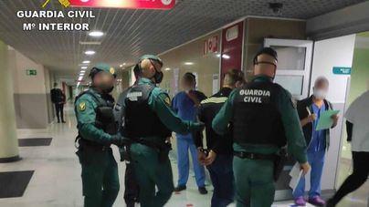 Detenidos en Santa Eugenia por robar y agredir al dueño de una vivienda