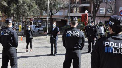 Palma da la bienvenida a nuevos policías