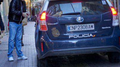 Tres detenidos por robarle el coche a un amigo con el que hacían botellón en Palma