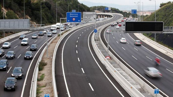 Autopistas de Mallorca instalarán carriles reversibles para agilizar el tráfico en horas punta