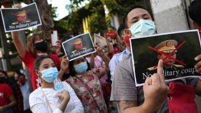 La dictadura militar reconquista Birmania tras el golpe de estado contra el Gobierno electo