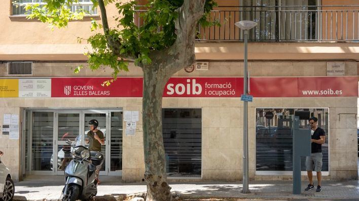El paro aumenta en Baleares un 37 por ciento en un año