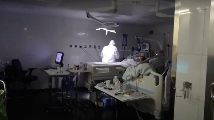 Sanidad notifica 29.064 nuevos contagios y 724 muertos, la mayor cifra de fallecidos de la tercera ola