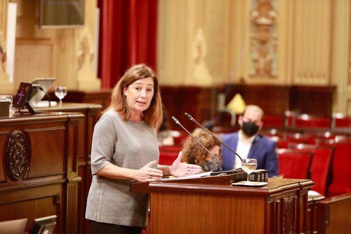 Foro Baleares convoca una manifestación en Palma para pedir las dimisiones de Armengol y Sánchez