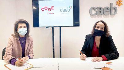 CAEB suma a CORE Consulting para ayudar a las empresas en estrategia y captación de talento