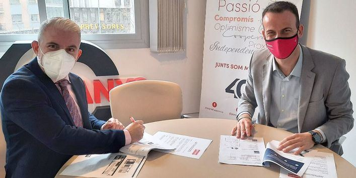 Pimem firma convenio con Trablisa para disponer de ofertas exclusivas