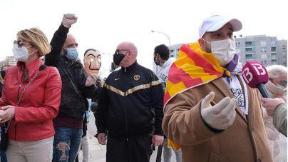 Uno de los promotores de la 'Resistencia' tira la toalla, fulminado por las multas