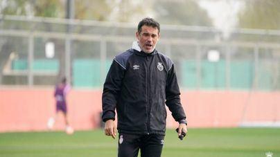 Luis García busca un lateral derecho de emergencia para el partido ante el Albacete