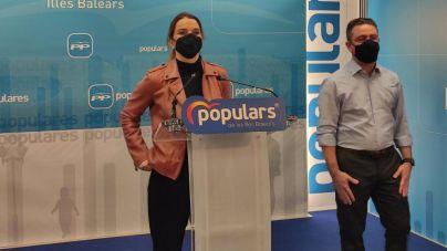 El PP afea a Armengol que se hable de Baleares por 'los abusos de menores del IMAS, el Hat Bar y las vacunaciones'