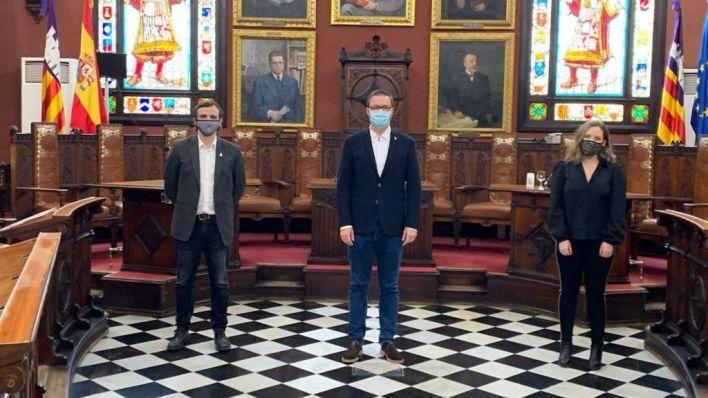 Palma rinde homenaje a las Germanies en su 500 aniversario