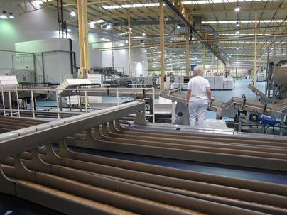 Baleares encabeza la caída de la producción industrial en 2020, con un desplome del 20,9 por ciento