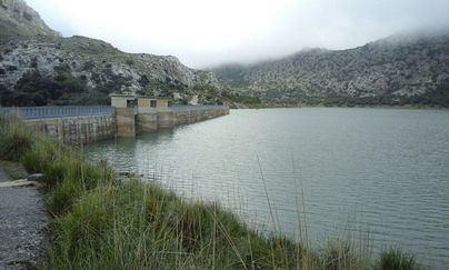 Las reservas hídricas de Baleares se mantienen en el 62 por ciento, por debajo del 2020